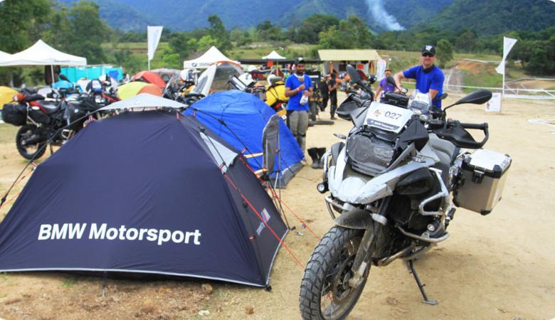 BMW Gs Trophy Ibagué