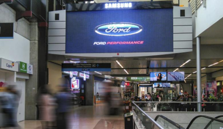 Pantalla Led Marketmedios